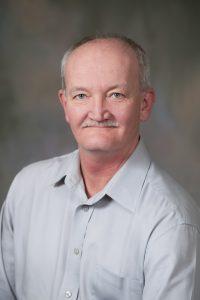 Godfrey Huybregts, Communications Director