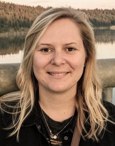 Beth Nanni, Alberta Environment and Parks representative