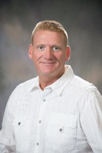 Darcy Garchinski, Alberta Health Services Representative