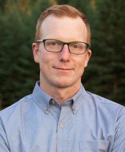 Greg Piorkowski, Alberta Environment and Park's representative